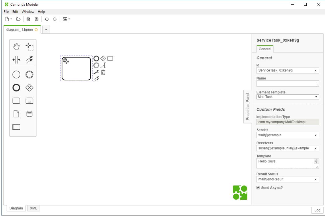Use Element Templates To Extend The Modeler Docsmunda