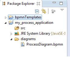 Modeling BPMN with the Eclipse Plugin | docs camunda org