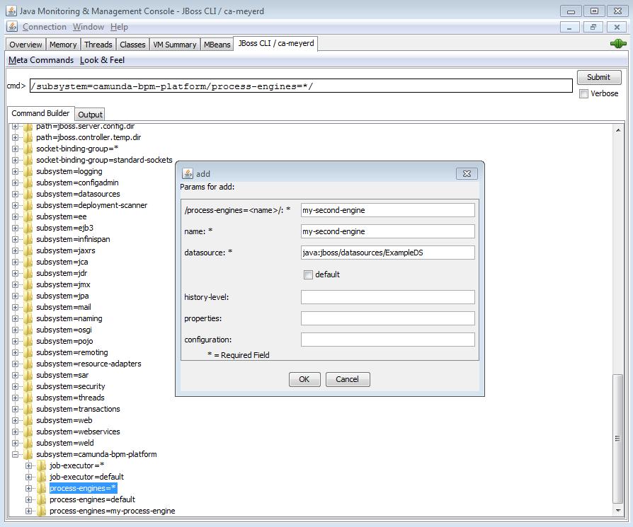The Camunda JBoss/WildFly Subsystem | docs camunda org